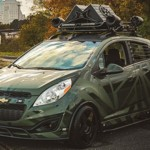 CHEVROLET SPARK ENEMY TO FASHION