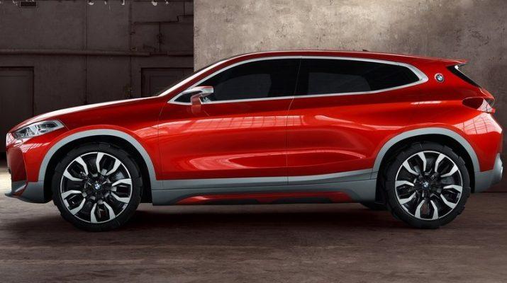 Concept BMW X2