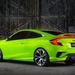Concept HONDA CIVIC Coupe