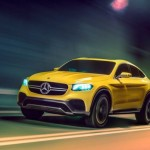 Concept MERCEDES GLC COUPE