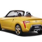2014 DAIHATSU Roadster …Daihatsu D-R Concept