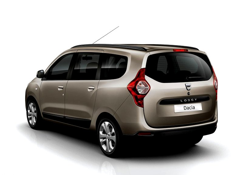 NEW DACIA LODGY...! 7 seater | OopsCars