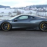 FERRARI 458 tuned by NOVITEC