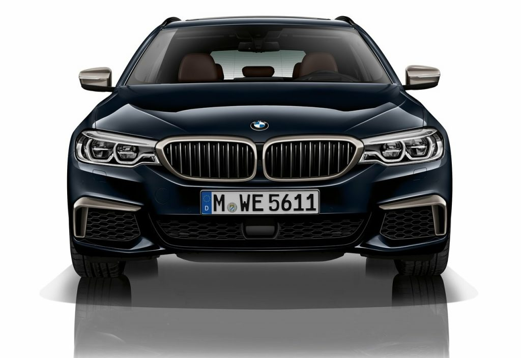 BMW 550D X DRIVE TOURING