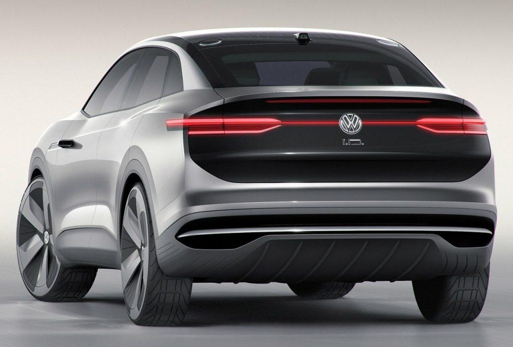 VW ID CROZZ CONCEPT