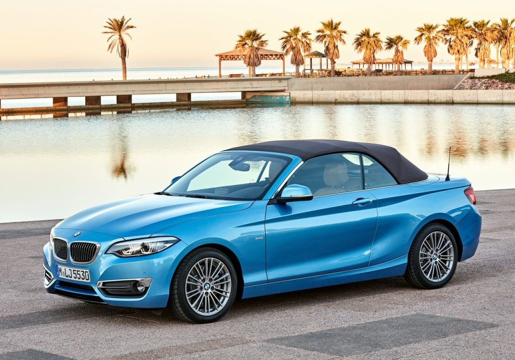2018 BMW 2 SERIES CABRIO