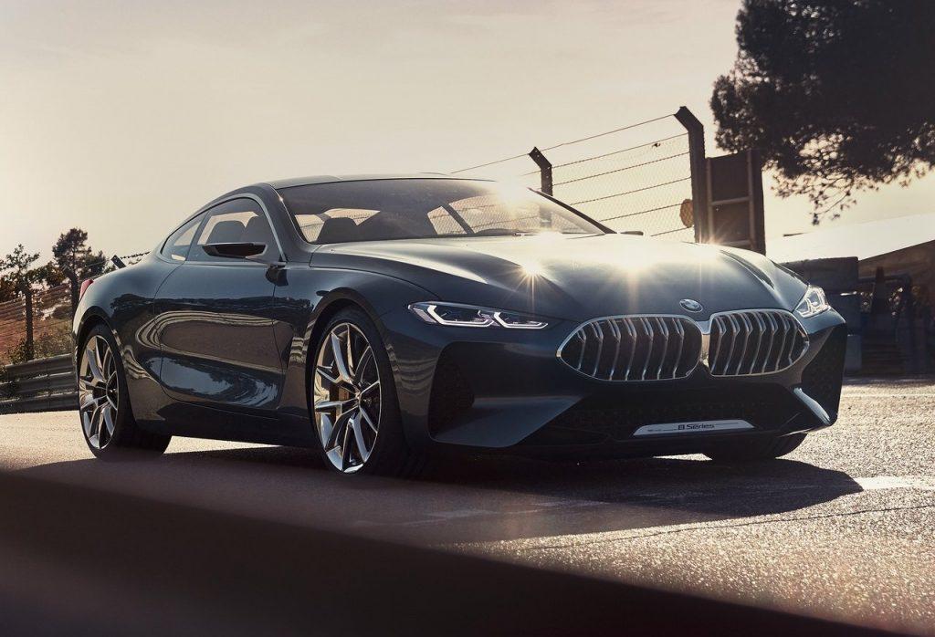 Concept BMW 8 SERISI