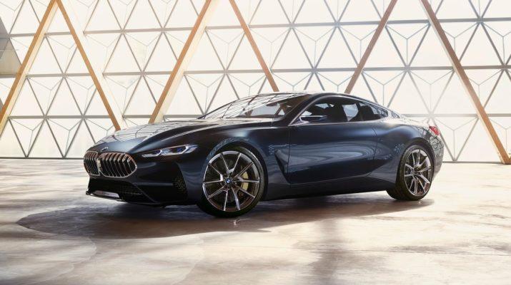 BMW 8 SERISI