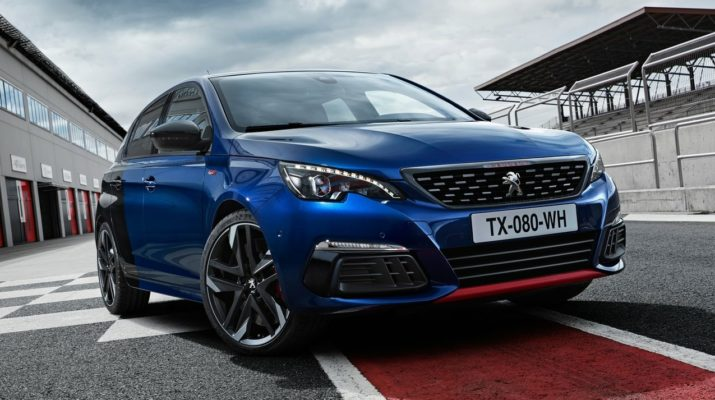 2018 PEUGEOT 308 GTI RESTYLE