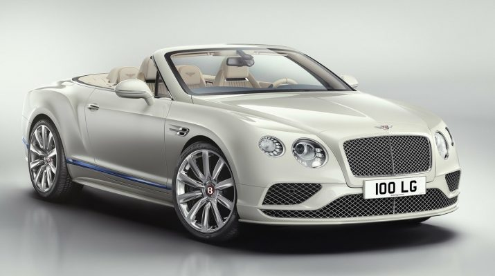 2018 BENTLEY CONTINENTAL GT GALENE EDITION
