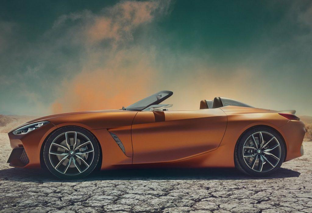 Concept BMW Z4