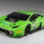 LAMBORGHINI HURACAN GT3 RACECAR