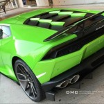 LAMBORGHINI HURACAN tuned by DMC