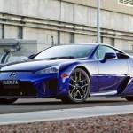 LEXUS LFA…LEXUS SPORT CAR LFA