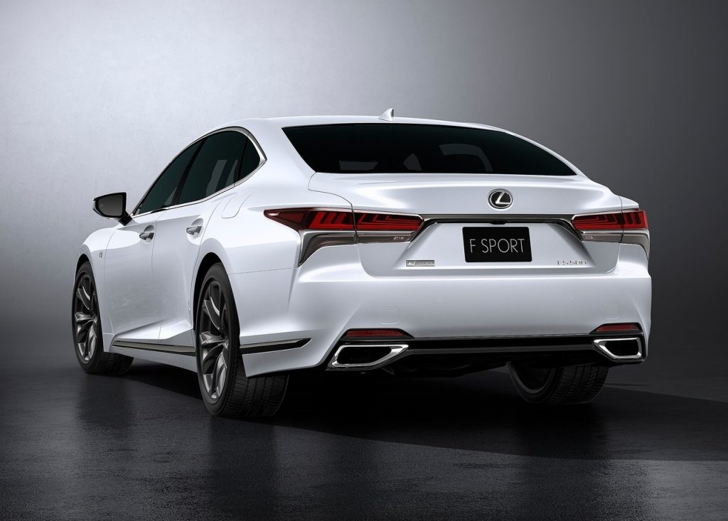 lexus ls 500 f sport. Black Bedroom Furniture Sets. Home Design Ideas