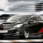 MAZDA 3 tuned by MR Car Design