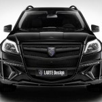 MERCEDES GL CLASS tuned by LARTE DESIGN