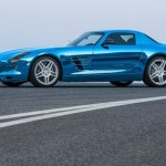 MERCEDES BENZ SLS AMG Coupe Electric Drive