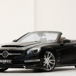 MERCEDES SL Tuned by BRABUS 800