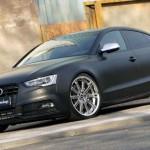 Matte Black AUDI S5 SPORTBACK tuned by SENNER