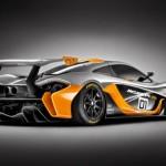 McLaren P1 GTR 986hp