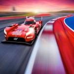 NISSAN GT-R LM NISMO RACECAR