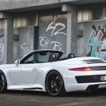 2015 PORSCHE 911 CABRIO tuned by GEMBALLA