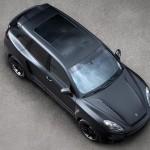 PORSCHE CAYENNE Topcar tuned Vantage GTR2