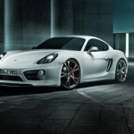 PORSCHE Cayman tuned by TechArt
