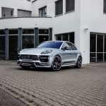 PORSCHE MACAN tuned by TECHART I Oopscars