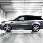 RANGER ROVER SPORT tuned by OVERFINCH