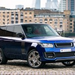 RANGE ROVER 600 Luxury Edition tuned by KAHN DESIGN