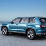 VW CROSSBLUE Concept SUV