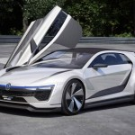 VW GOLF GTE Concept