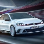 VW GOLF GTI Clubsport Concept