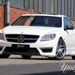 MERCEDES CL63 AMG COUPE tuned by UNICATE