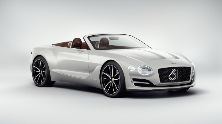 BENTLEY EXP 12 SPEED 6e EV