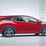Future HONDA CIVIC SW …2014 Honda Civic Sport Tourer